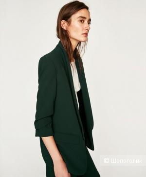 Пиджак-блейзер, Zara Basic, 44-50