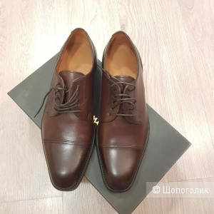 Мужские туфли Massimo Dutti. Размер 41.