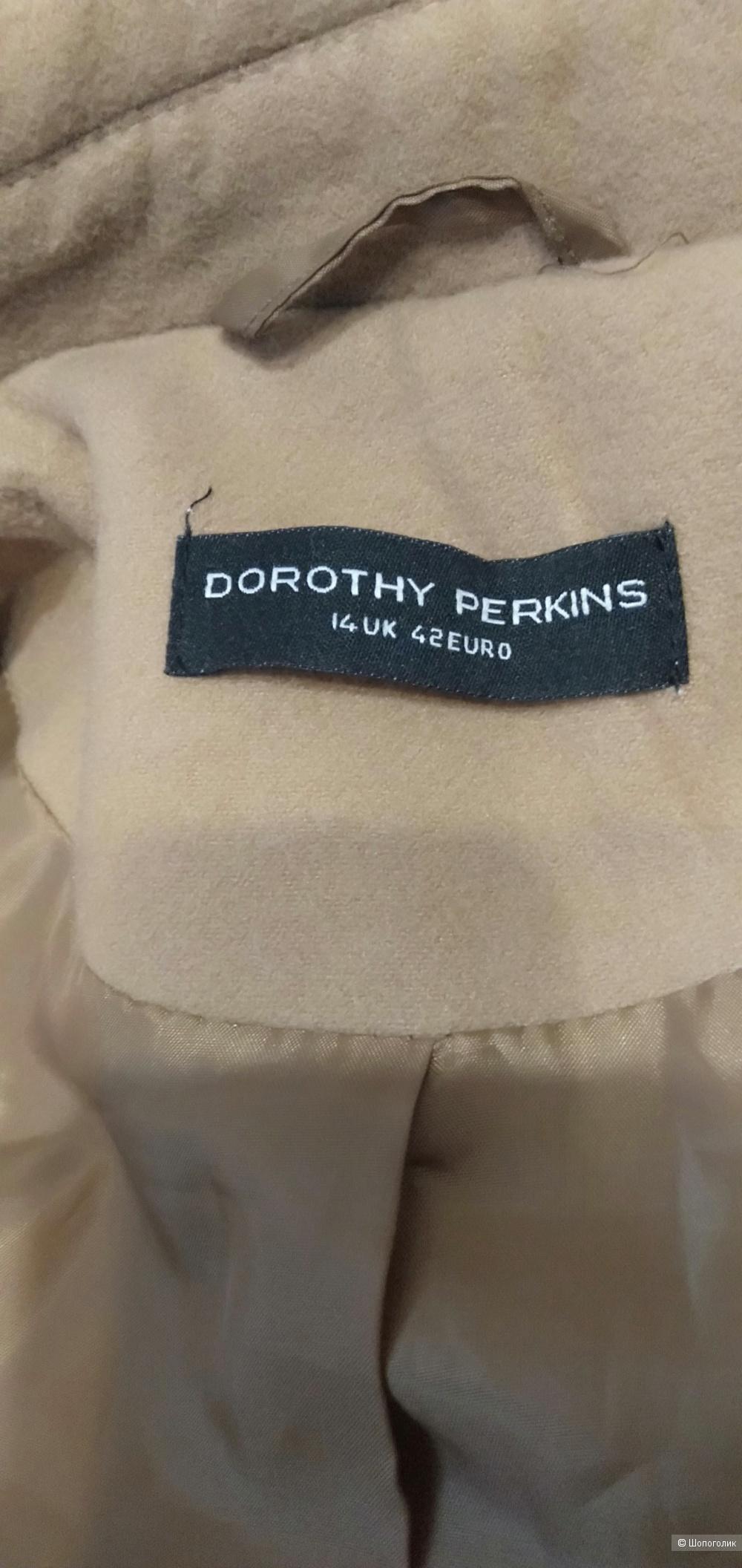 Пальто кейп, Dorothy Perkins, размер 14