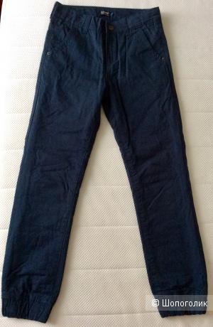 Утеплённые брюки Futurino р.134 (на стройного мальчика)