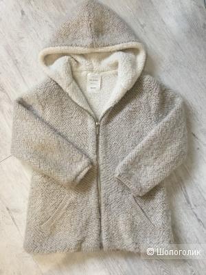 Куртка кардиган Zara, 134