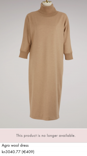 Платье Max Mara, размер 40it