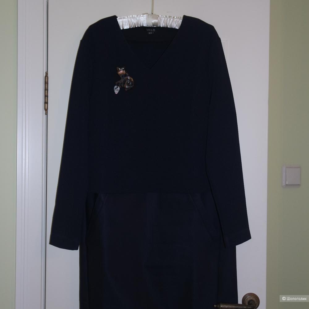Платье W&B, 52 размер