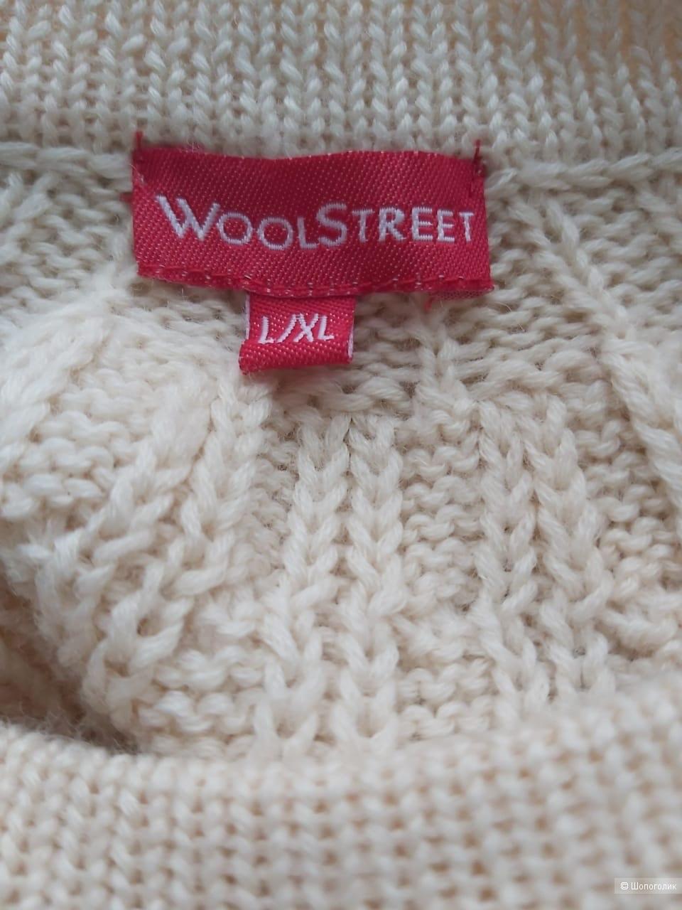 Джемпер   WOOL STREET, размер   M - XL