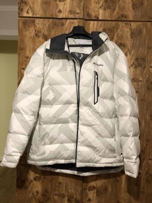 Куртка-пуховик Columbia, р. XXL (54-56(58))