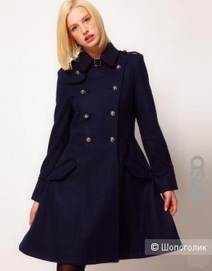 Пальто ASOS UK14 eu42 US10 рос 48-50