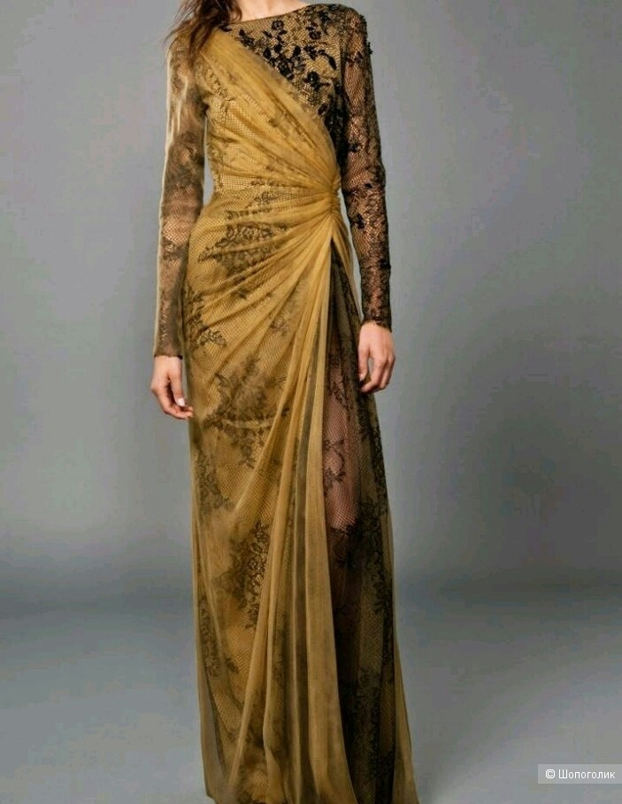 Вечернее платье Tadashi Shojio.44-46 размер
