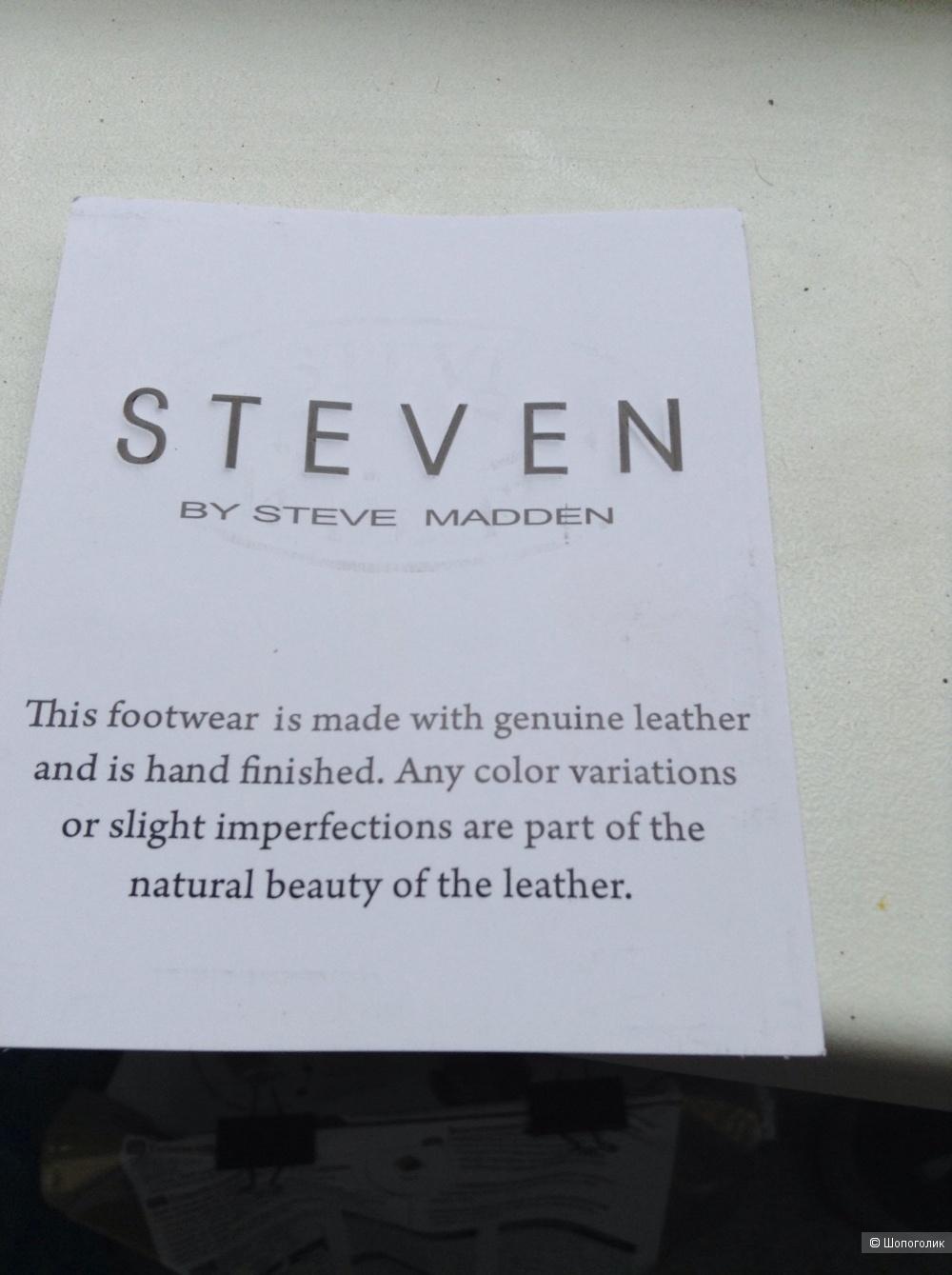Мюли Steven by Steve Madden, размер 8,5 (38-38,5)
