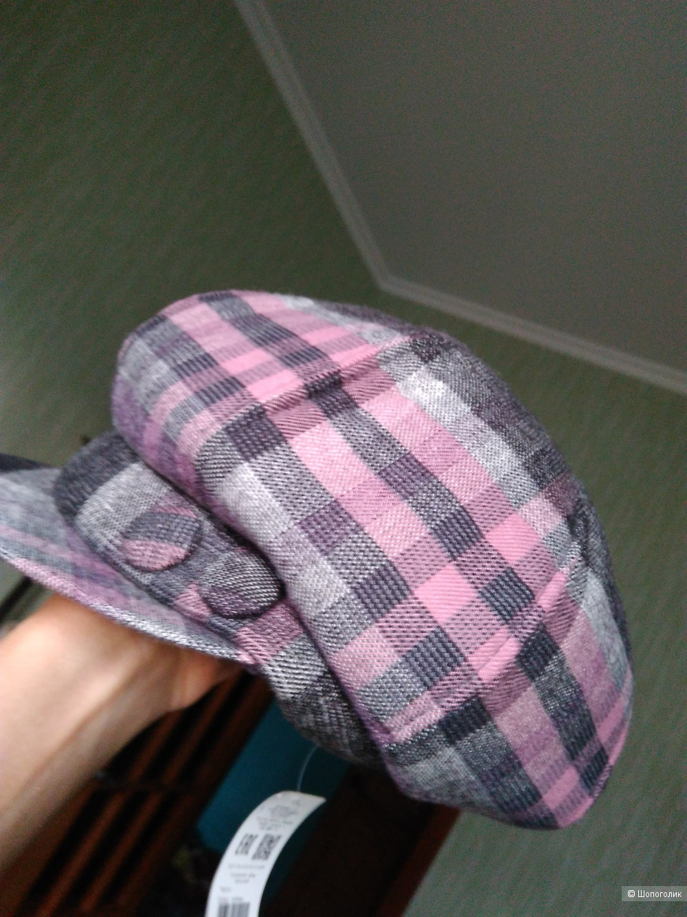 Демисезонная кепка one size