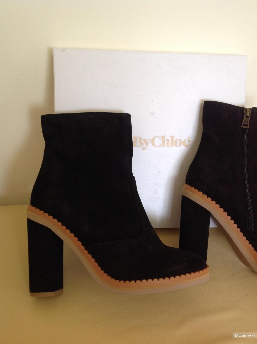 Ботинки See by Chloe, размер 40-41