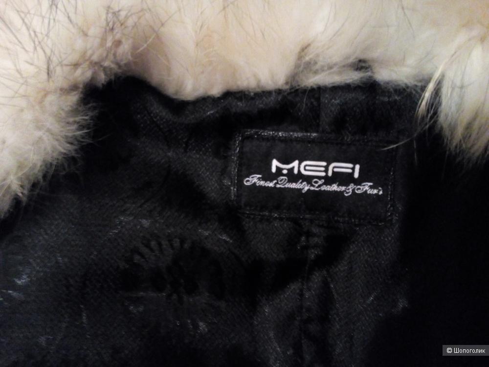 Пальто из кожи Mefi  , размер 44-46