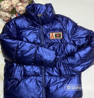 Пуховик куртка  Blue, 42-44,46-48