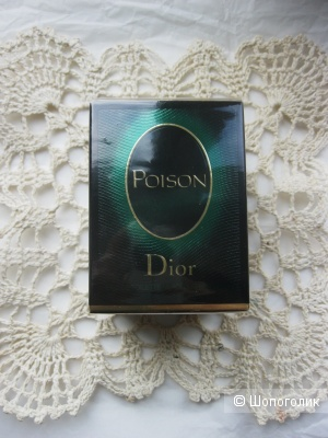 Туалетная вода Poison, Dior, 30 мл.