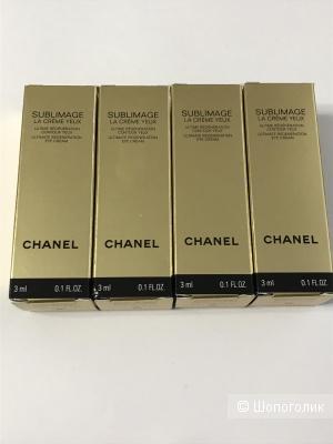 Chanel Sublimage La Cremr Yeux, крем вокруг глаз, 12 ml.