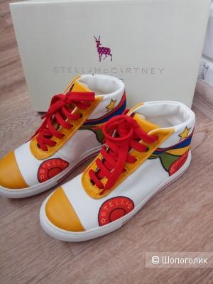 Кеды(кроссовки)Stella McCartney(р.33)