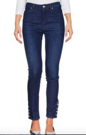 Джинсовые брюки VDP COLLECTION р. 44 It (46 RU)
