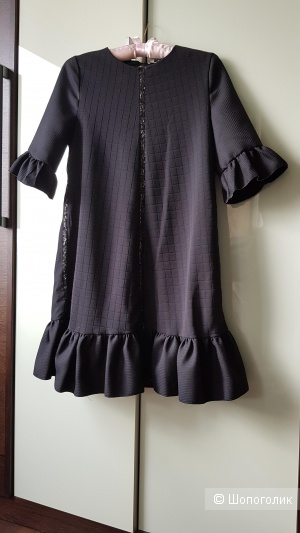 Шерстяное платье PINKO, 42it
