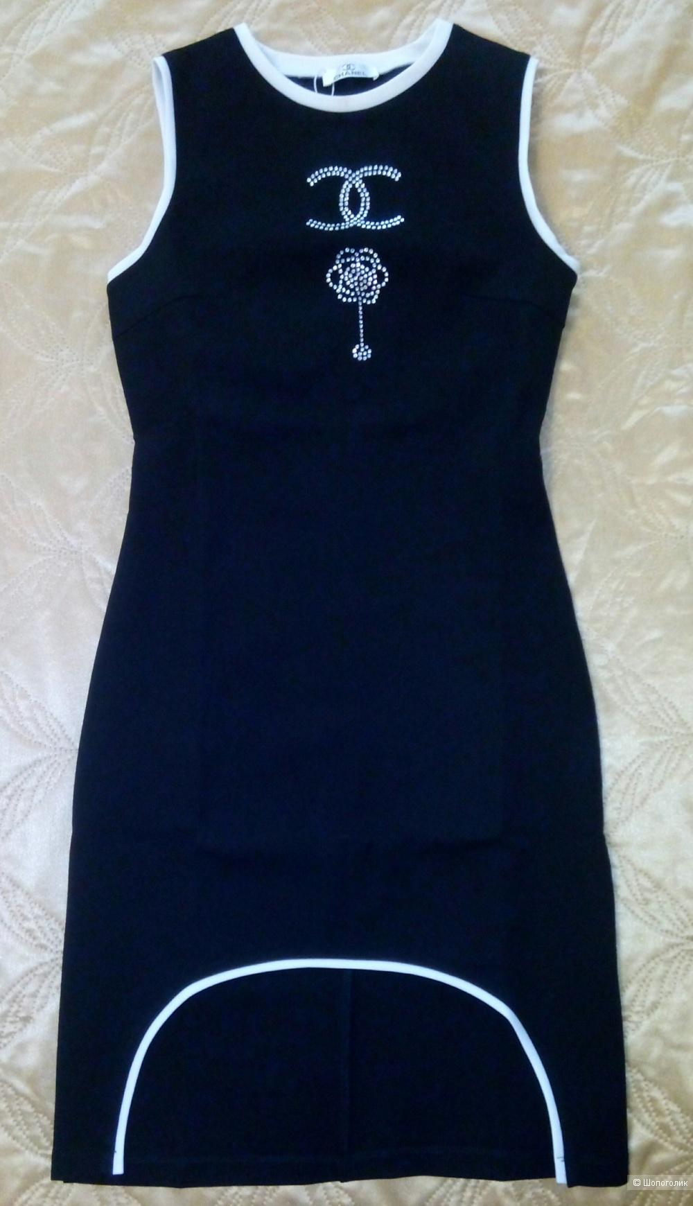 Платье Chanel 40-42 размер
