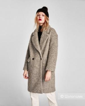 Zara пальто s