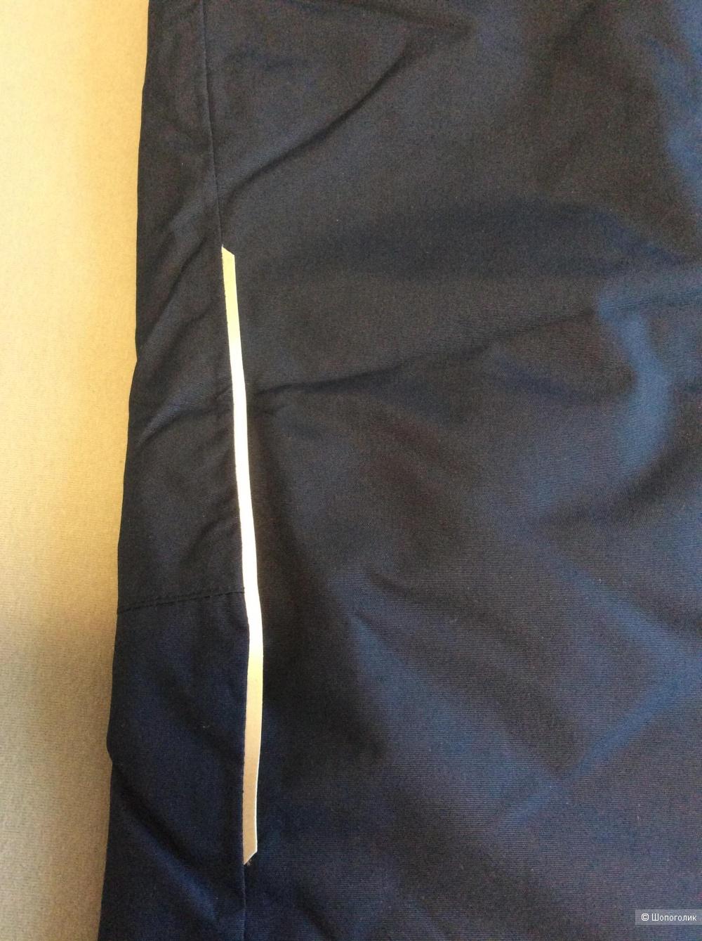 Утеплённые брюки с лямками REIMA р.134