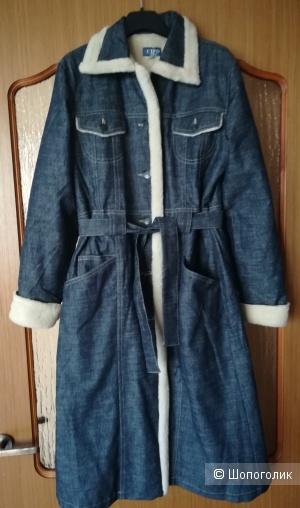 Пальто cipo jeans,размер М