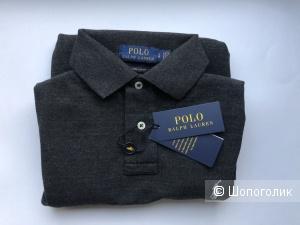 Polo Ralph Lauren custom slim fit S поло рубашка лонгслив
