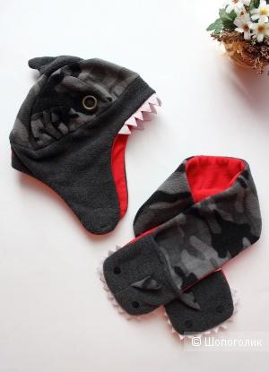 Шапка и шарф GAP, размер 50-52