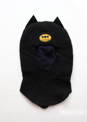 Шлем Jumbi зимний вязаный (Черный) Бэтмен