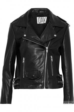 Кожаная куртка Oak размер 44-46