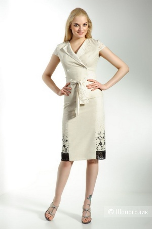Блуза Мерлис, размер 46