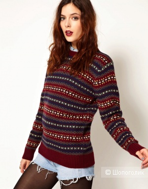 Пуловер, LANDS'END, 48-50