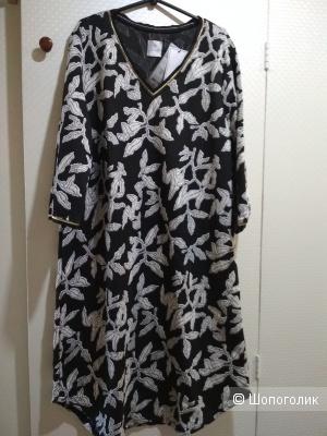 Сет платье culture +колготки diva размер 46/48