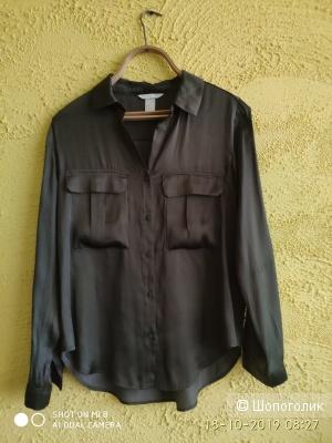 Блузка/рубашка  H&M, наш 42 размер, европейский 36 размер.
