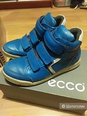 Утеплённые ботинки Ecco Экко, 33 размер