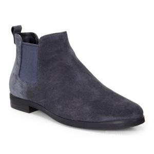 Замшевые ботинки Ecco 41 размера