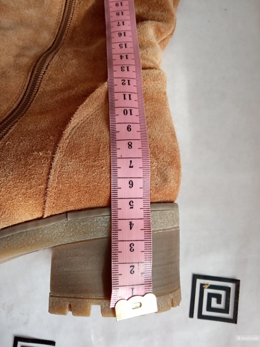 Сапоги зимние Терволина 37 размер