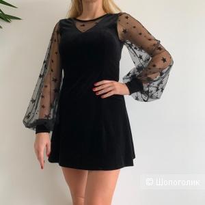 Платье в стиле Dior, размер М.