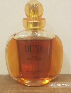 Винтажная Dune Christian Dior edt -1992 г 50/50 мл