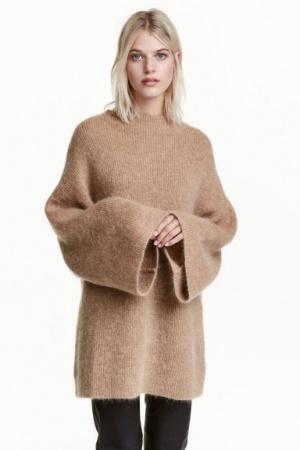 Новый мохеровый свитер H&M premium quality trend