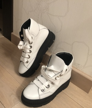 Кроссовки ботинки Pierre Darre, 39
