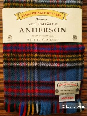 Шарф  James Pringle Weavers,Scotland  размер one size