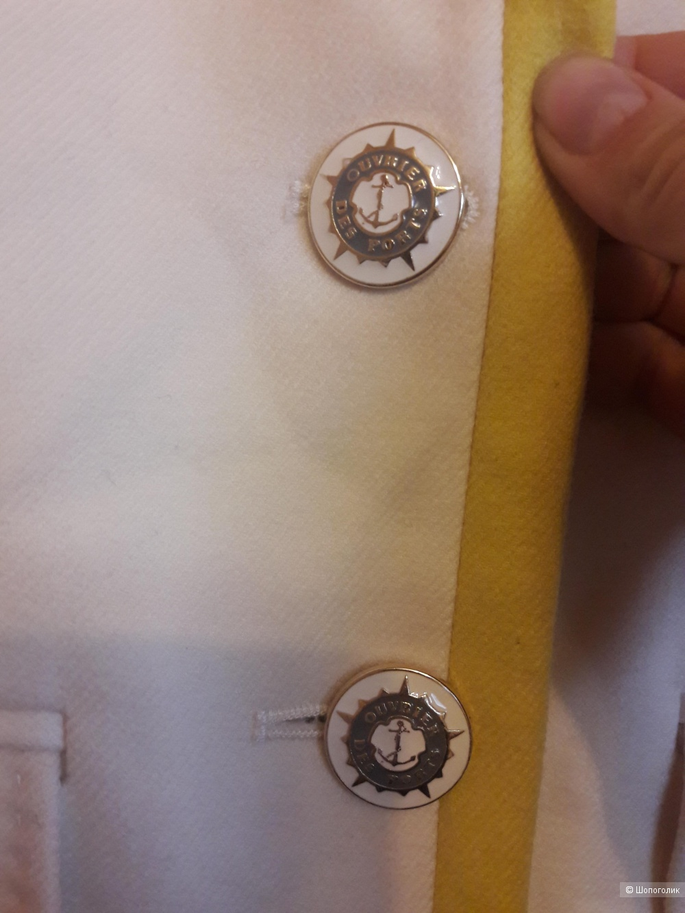 Шерстяной пиджак J.crew размер 4