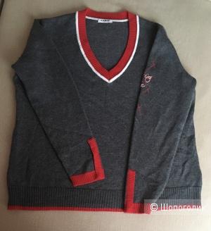 Свитер пуловер Hauber, размер 48-50, 50