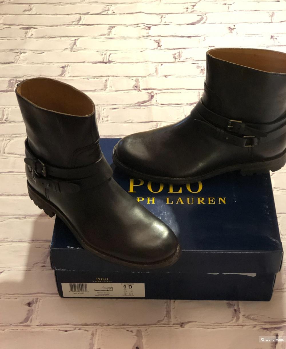 Ботинки Ralph Lauren.  Размер 41,5 -42