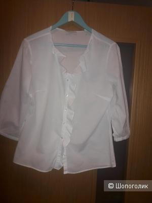 Блузка рубашка Christian Berg 46 -48 размера