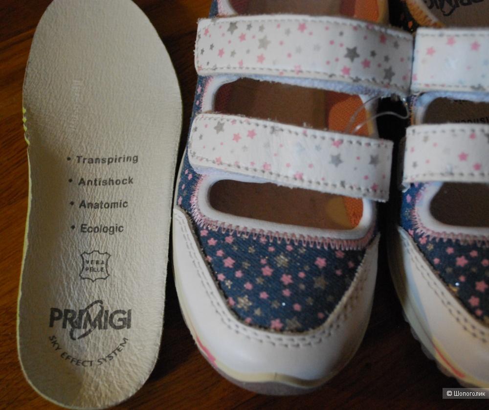 Новые туфли PRIMIGI  р.29