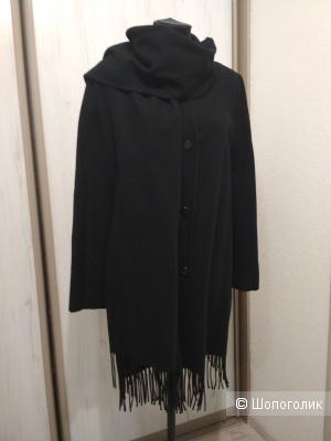 Шерстяное пальто Escada, р.46-48