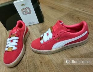 Кроссовки Puma 38 и 39 размер