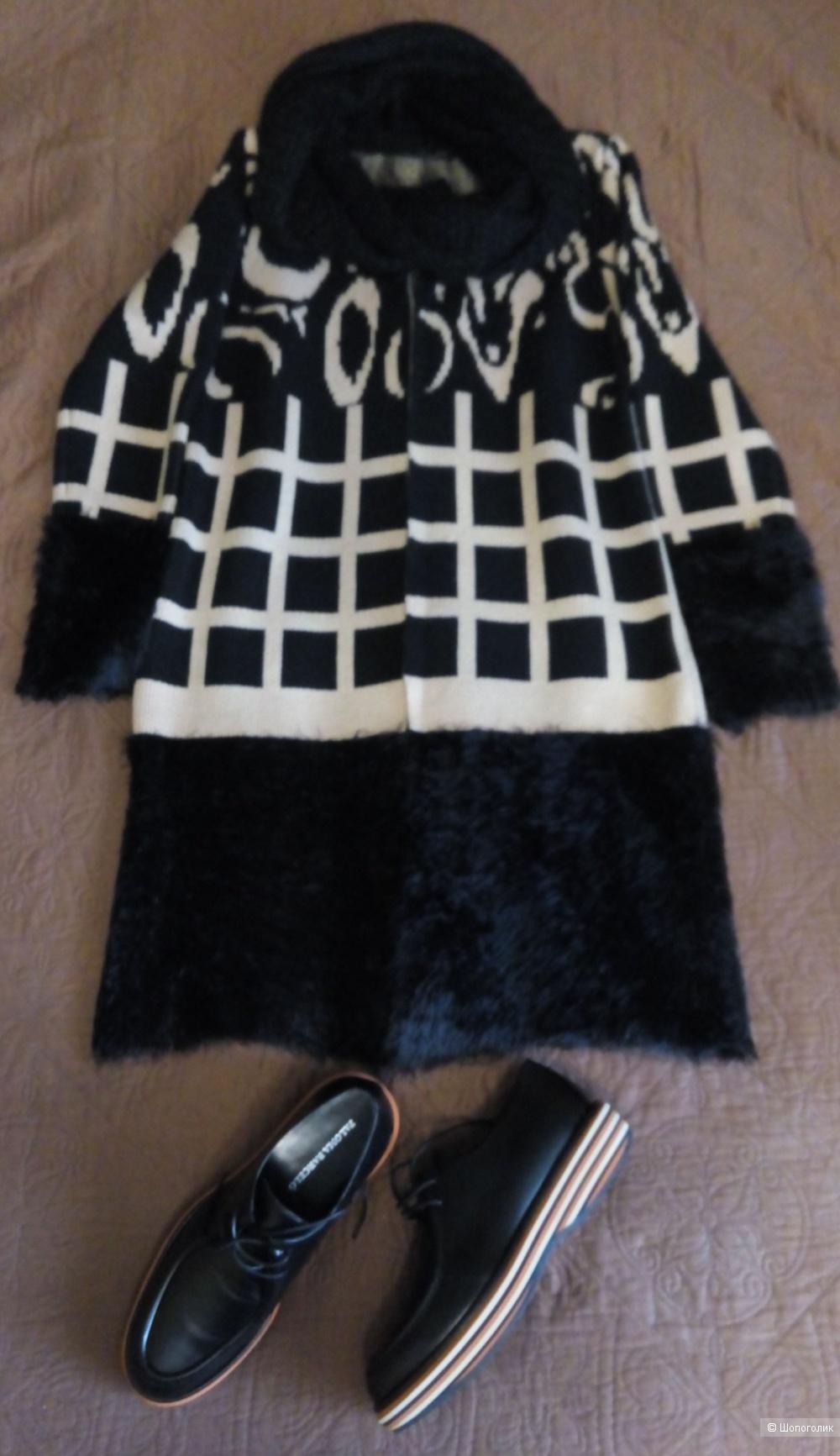 Пальто - кардиган CRISTINAEFFE, размер 42