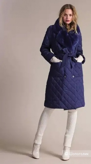 Пуховое пальто NAUMI(M)44